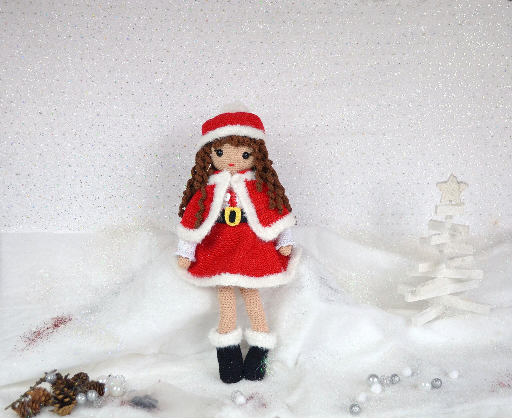 Clem féérie de Noël-La chouette bricole-tuto Alice Balice DIY-crochet (19)