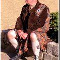 Les ecossais et leur kilt !