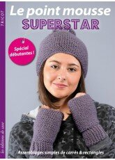 livre le point de mousse super star