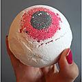 Eyeball, la bombe de bain lushesque.. qui m'a tapée dans l'oeil ?