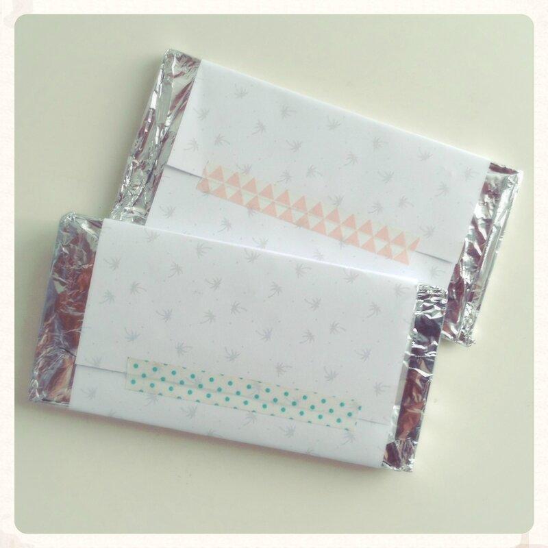 Etui tablette chocolat original maitresse 03
