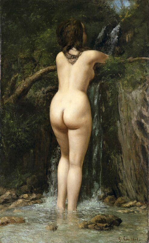 Courbet_The-source