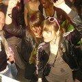 Ipod Battle @ Choeur St-Lambert Megan and co