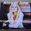 CD promotionnel When You're Gone-version européenne (2007)