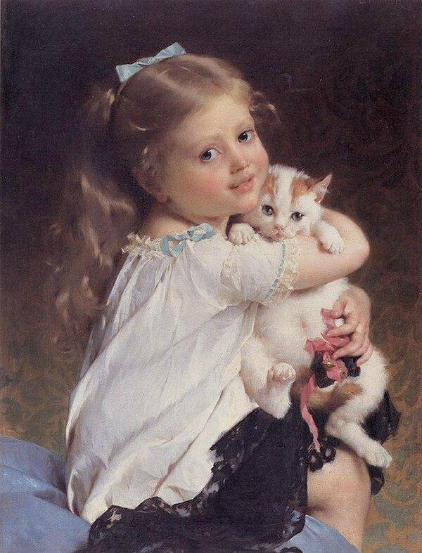 """Résultat de recherche d'images pour """"Peintures des enfants avec leur mère"""""""