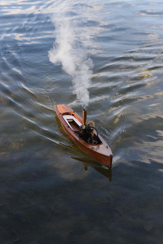 bateau maquette - 1