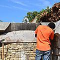 Arts appliqués en architecture DU PATRIMOINE,Conservatoire Dynamique des Gestes,MÉTIERS DU PATRIMOINE,Tailleur de pierre,décorateur restaurateur en projets esthétisant,réalisation d un four a pain,éducation populaire