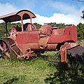 ALBARET rouleau compresseur à vapeur Bourg Murat (1)