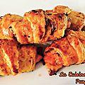 croissants aux lardons pesto rouge et emmental- la cuisine d'anna purple (3)