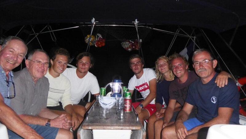20 Pot avec les jeunes danois