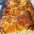 Cake à l'orange et au pavot