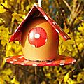maison oeuf de pâques