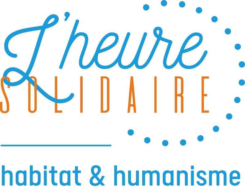 Cathytutu partenariat heure solidaire changement dheure habitat et humanisme