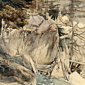 Museum presents major exhibition of andrew wyeth and john ruskin