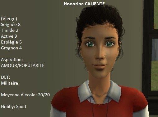 Honorine Caliente