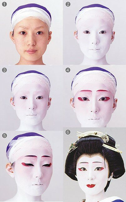 makeup_geisha
