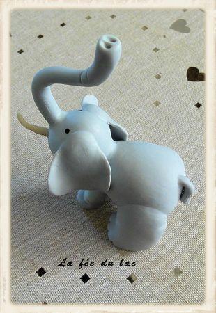 Baguier éléphant 1