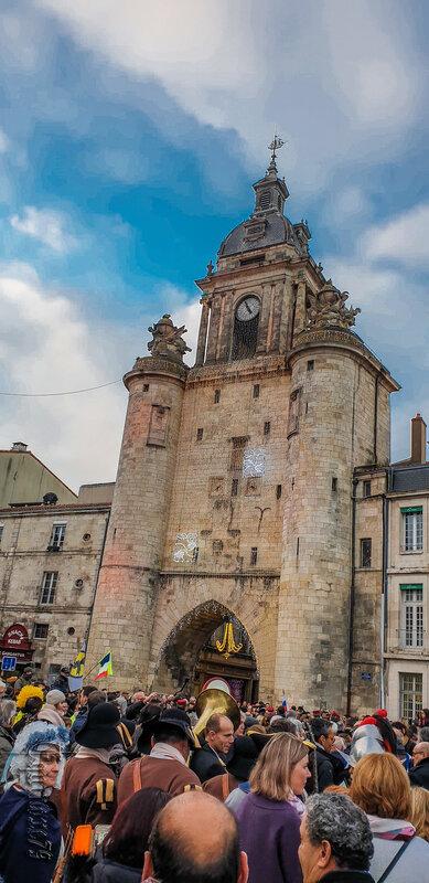 La Rochelle retour en images sur l'inauguration de l'hôtel de ville (3)