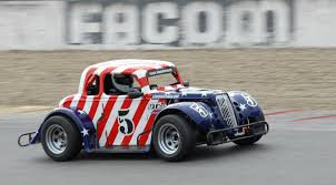 coche antiguo deportivo de Francia