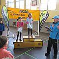943 - Les podiums du 10 km de St Affrique - 05 avril 2015