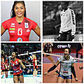 Volley: duel mulhouse / rc cannes