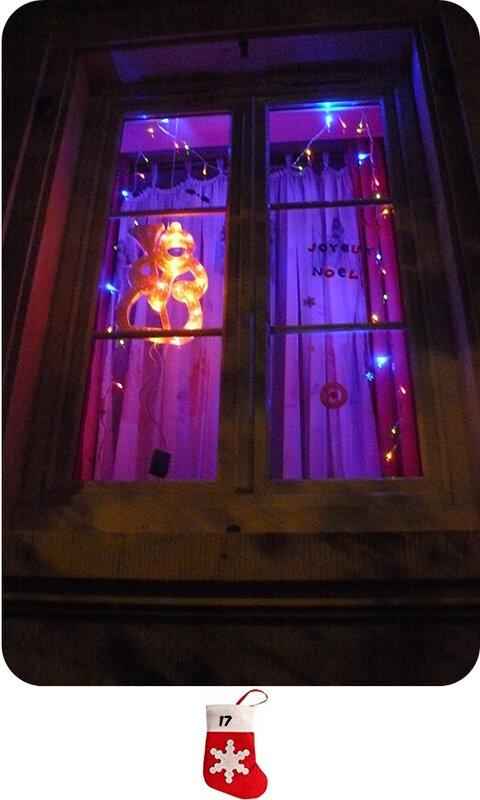 Quartier Drouot - Calendrier des lumières 17