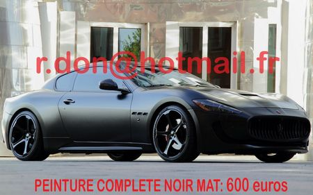 MASERATI-GRANSPORT-covering-nice-covering-nice-noir-mat-auto