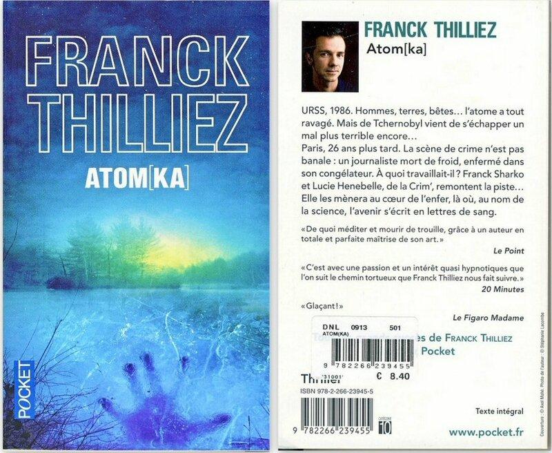 ATOM[KA] Franck Thilliez