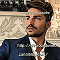 Mariano Di Vaio - Fashion Blogger - Model - Acteur , usurpé