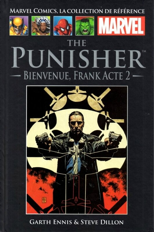 hachette 022 punisher bienvenue frank acte 2
