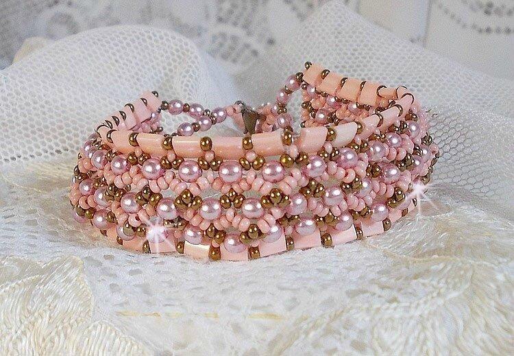 Bracelet Rose Royale 0-1