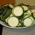 Le tian de légumes de sandrine (initialement de chantal, mais bon)