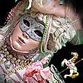 Le carnaval vénitien, mehun (20)