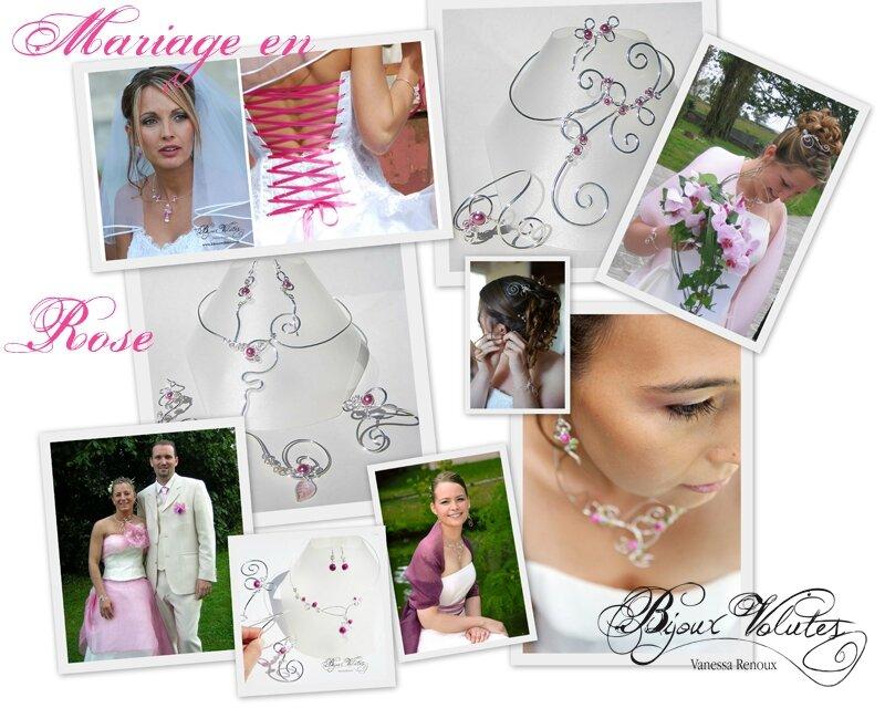 mariage-fuchsia-rose
