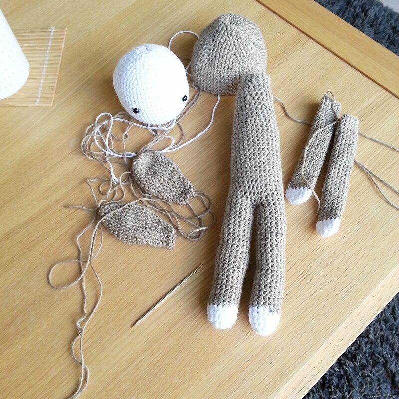 Crochet Framboise 1