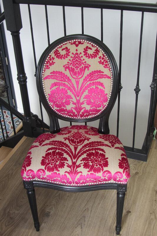 refaire une chaise à Brest côté sièges
