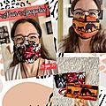Les masques de jacqueline (luxembourg)