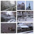 Week-end neigeux 18/19 décembre 2010