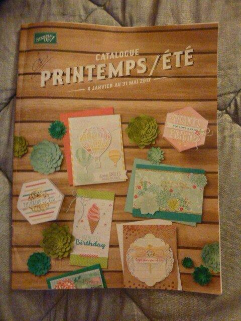 9 Catalogue Printemps
