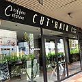 Cut'hair annecy haute-savoie coiffeur photo humour devanture vitrine