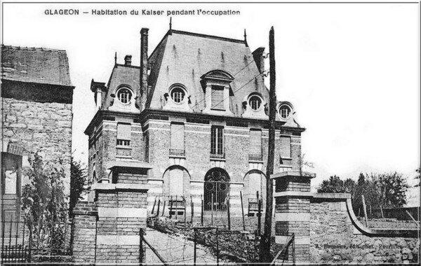 GLAGEON-La-Mairie