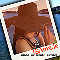 ISAmade prêt à porter chic robes fantaisie coloree original made in france