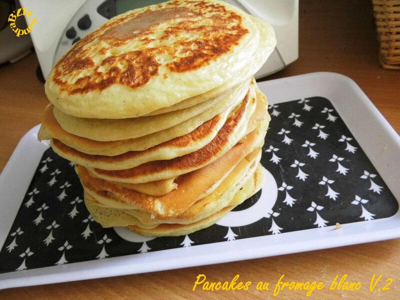 0621 Pancakes au fromage blanc V