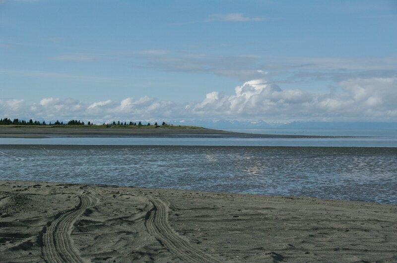 Kasilof Beach