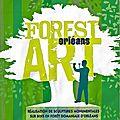 L'art investit la forêt d'orléans