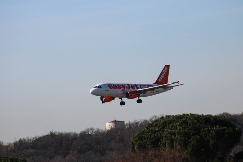Airbus A319 d'Easyjet