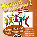 Forum des associations à jouarre