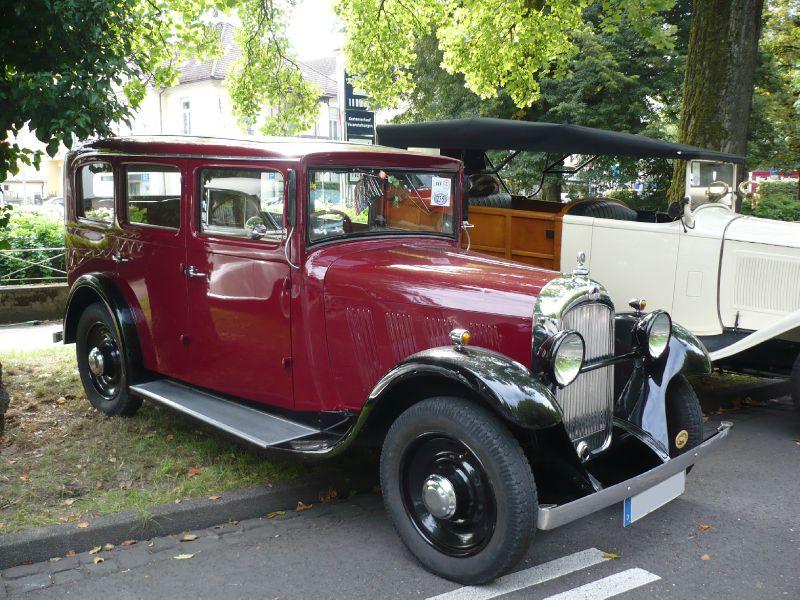 DELAHAYE type 122 commerciale 1933 Baden Baden (1)