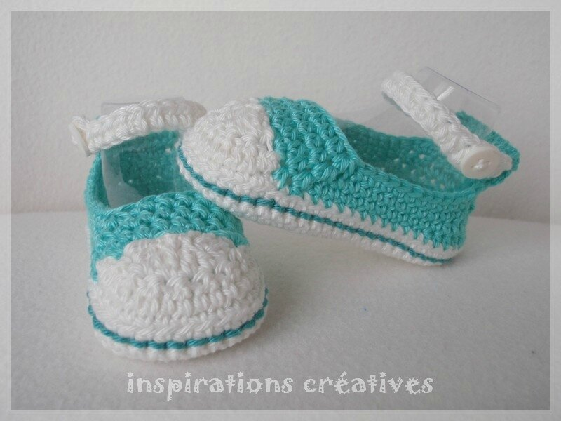 chaussons 38