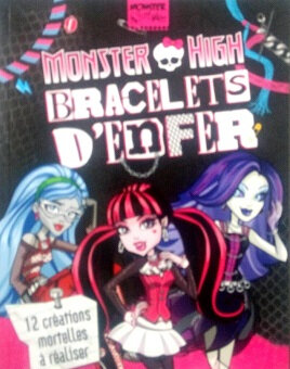 bracelets monster high